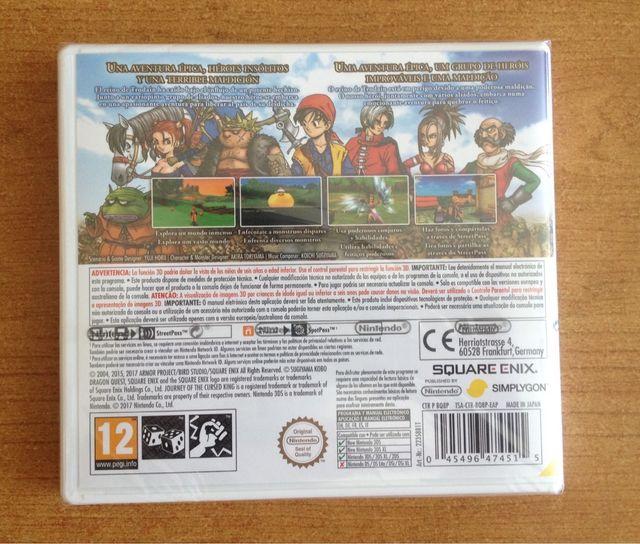 Dragon Quest VIII 8 3DS Nuevo