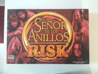 Risk del señor de los anillos