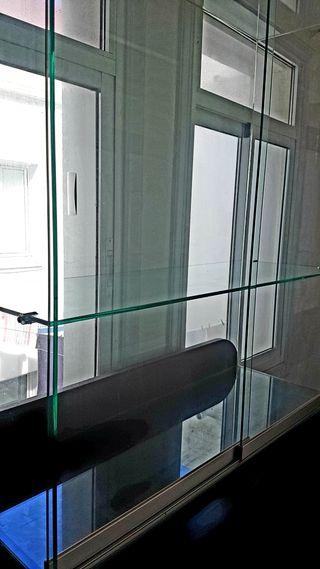 Vitrina cristal grande