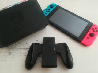 Nintendo Switch en garantía