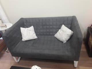 Sofá Ikea 2 plazas como nuevo