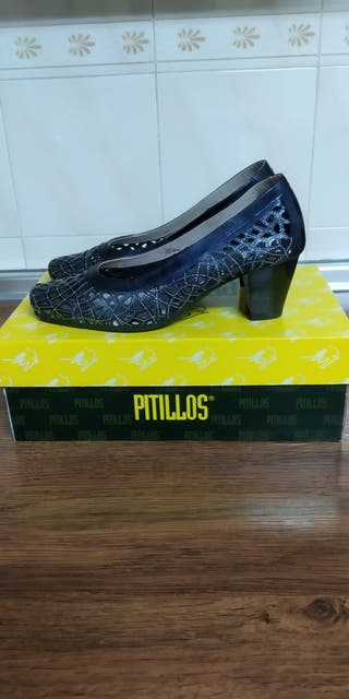 Zapatos mujer PITILLOS N35 IMPECABLES