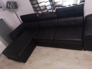 sofá chaise longe, cama canapé