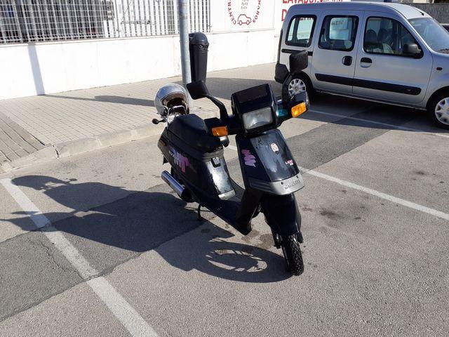 URGE Suzuki Lido 50 3.800 km