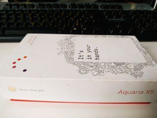 Se vende Bq Aquaris x5