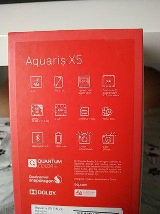 Bq Aquaris x5