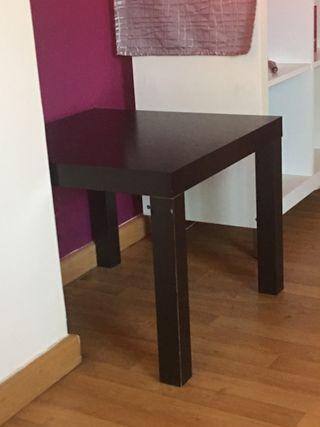 Mesa auxiliar pequeña para comedor