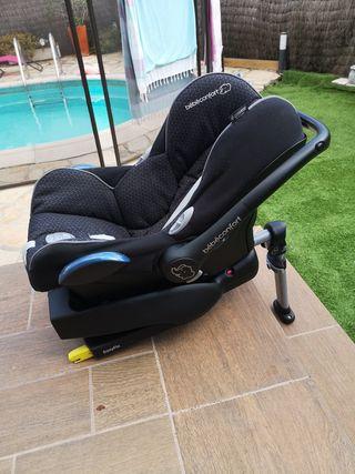 Silla Infantil Cabriofix y Base Maxi-Cosi EASYFIX