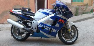 2 suzuki GSX R 1000 y 600