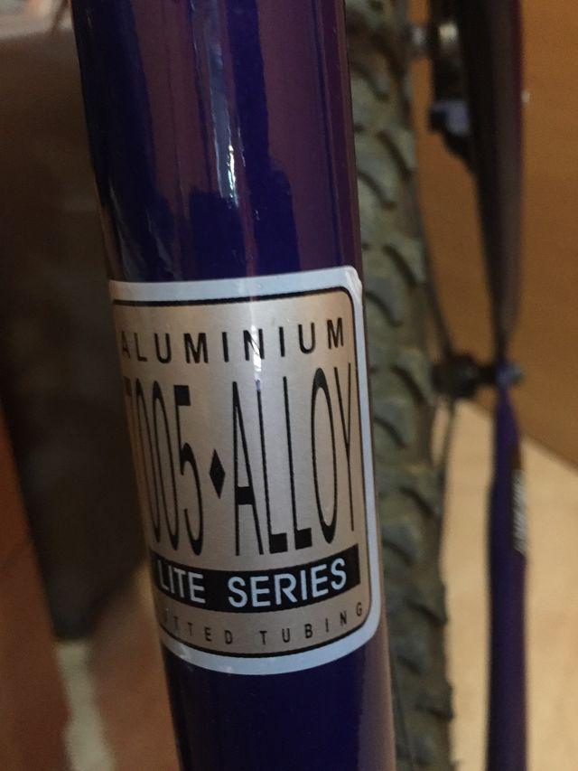 Bicicleta montaña Emporio Armani