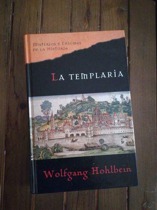libro La templaria