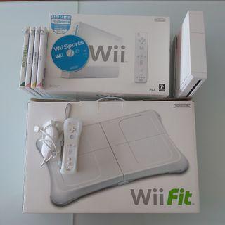 Wii i Balance Board