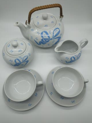 Juego de té (2 servicios)