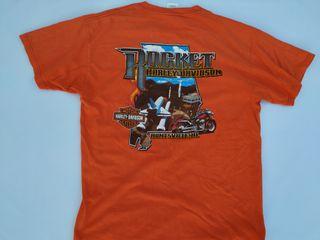 Harley Davidson HUNTSVILLE 2008 camiseta original