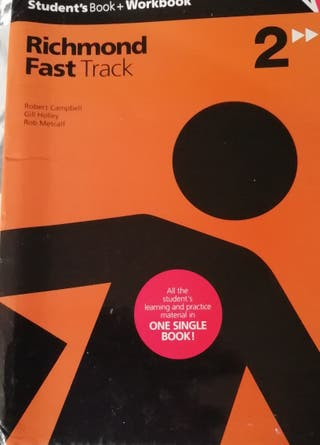 Libro inglés 2ESO Richmond Fast Track