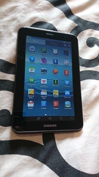 tablet móvil samsung Galaxy tab 2