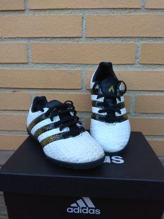 zapatillas de fútbol talla 29