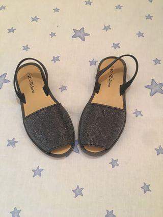 0c1eaf11fd3f Zapatos ibicenca de segunda mano en la provincia de Madrid en WALLAPOP