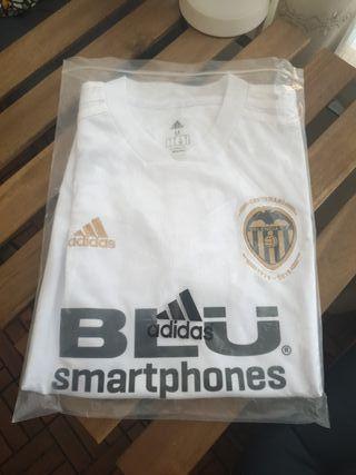 Camiseta Valencia Centenario
