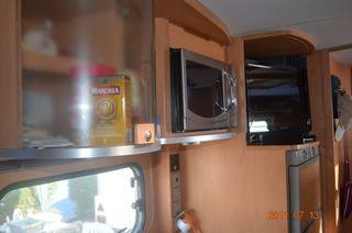 Caravana Sun Roller Tango de Luxu 495
