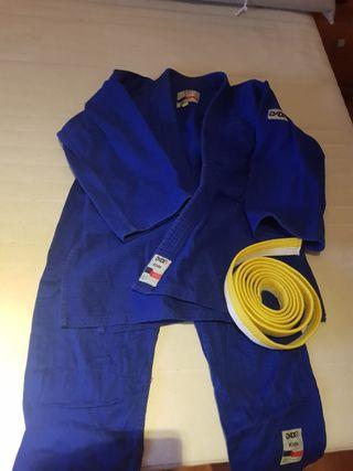 judogi karate niño