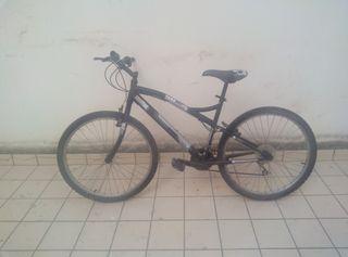 bicicleta unisex 26 pulgadas