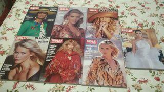 revistas Hola alta costura
