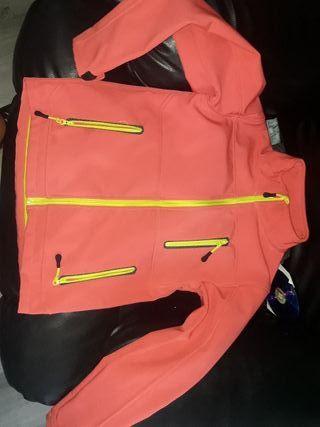 chaqueta térmica