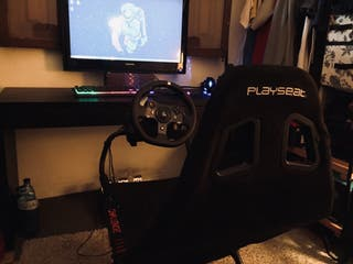 Volante Logitech g920+ Playseat