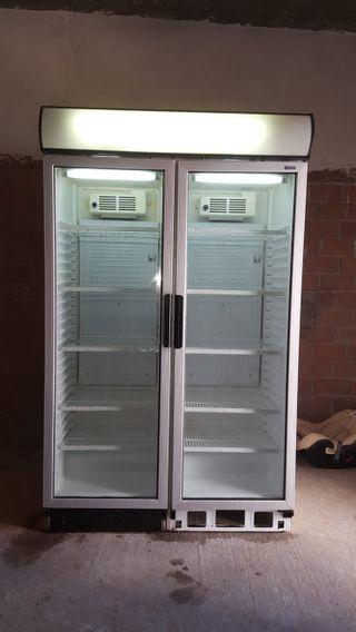 armario expositor refrigerador