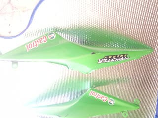 Tapas traseras Kawasaki 250r