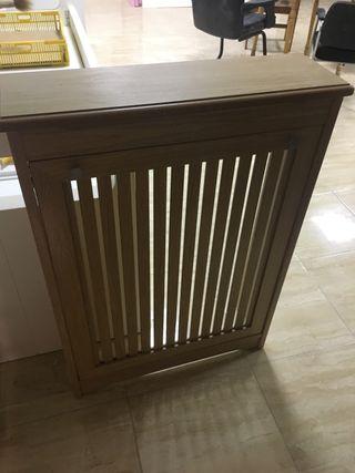 Mueble entrada/cubreradiador