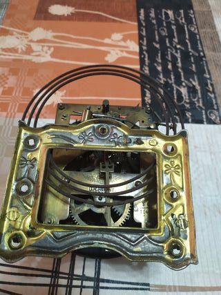 maquina reloj pared