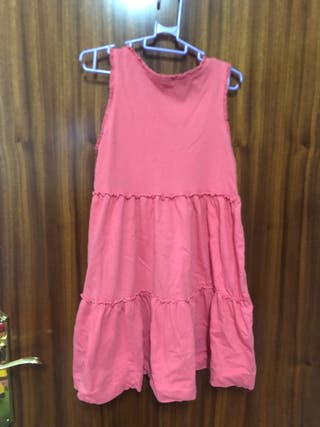 Vestido en rosa de OVS