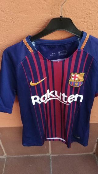 Camiseta futbol Barça Rakuten NIKe original