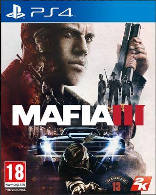 PS4 Mafia III (Vilaseca)