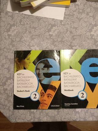 Student's + Workbook Inglés 2 Bachillerato Oxford