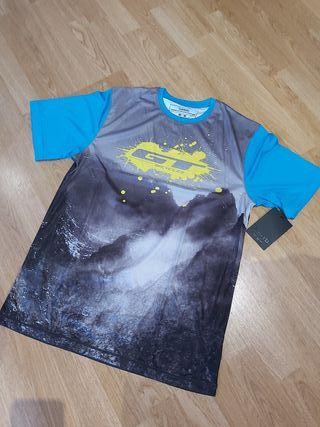 Camiseta ciclismo Sombrio GT