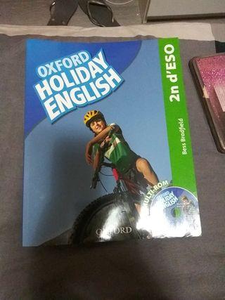 Oxford holiday english 2 eso