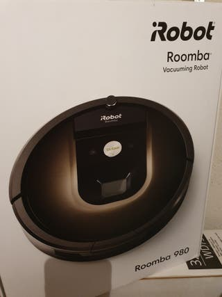 Roomba 980 el corte ingles