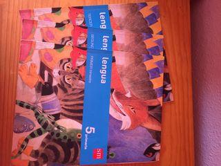 Libros de 5º de primaria