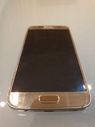 Samsung Galaxy S7 dorado- 32GB Libre
