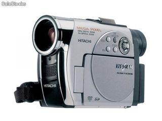 Camara de video, grabacion en DVD Hitachi DZ-MV780