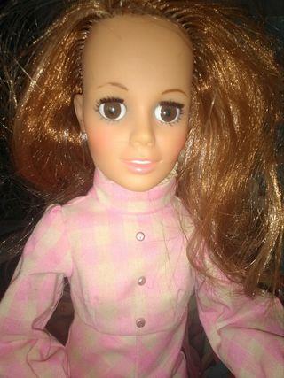 Muñeca Harmony, americana años 70. Marca Ideal Toy