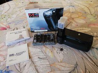 Grip vertical Meike para Nikon D80 y D90