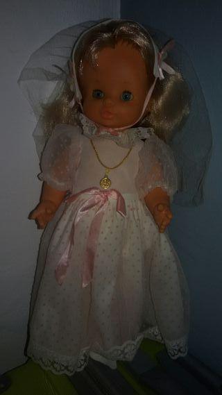 muñeca famosa comunion años 80