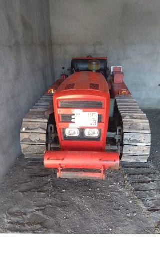 Tractor de cadenas Carraro 455C