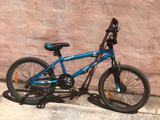 bicicleta BYwin
