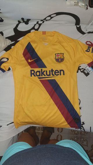 Camiseta, fútbol club Barcelona FCB