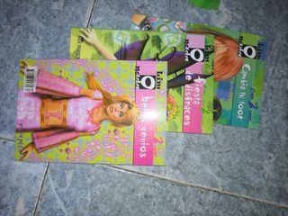 conjunto 3 libros infantiles